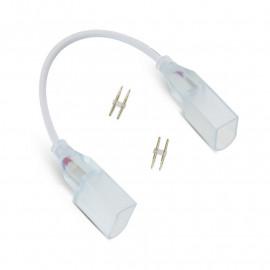 Câble jonction 30 cm Neon Flex 27 x 15 mm