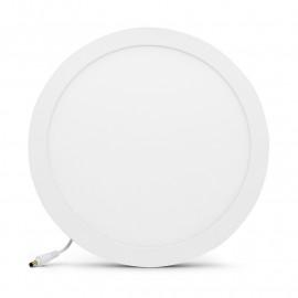 Plafonnier LED Blanc Ø300 24W 4000°K