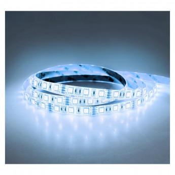 Bandeau LED 9000°K  5m 30 LED/m 72W IP65 12V PU