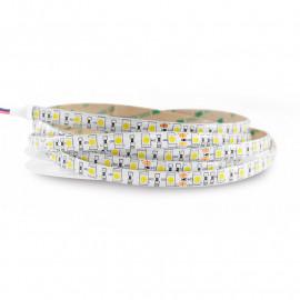 Bandeau LED 6700°K  5m 30 LED/m 72W IP65 24V PU
