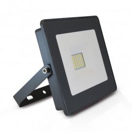 Projecteur Exterieur LED 230V Plat Gris 30W 4000°K