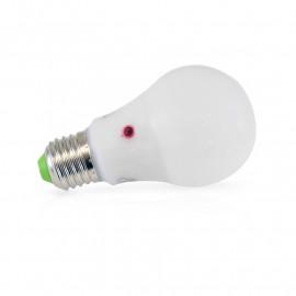 LED 10  Watt Bulb E27 6000°K Détecteur Crépusculaire BOITE
