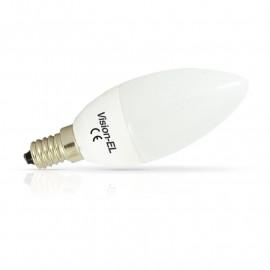 Ampoule LED E14 Flamme 4W 3000°K Blister x 3