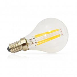 Ampoule LED E14 Filament 4W 2700K Blister x 3