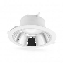 Downlight LED Blanc rond Basse Luminance Ø190mm 20W 6000°K