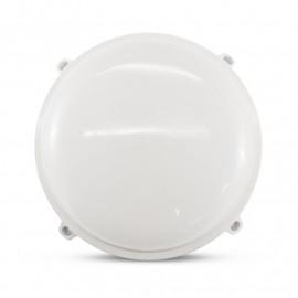 Plafonnier LED Hublot rond + Détecteur RF Ø220 15W 4000°K