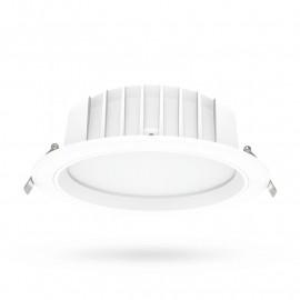 LED DOWNLIGHT BLANC ROND 28W - 3000°K