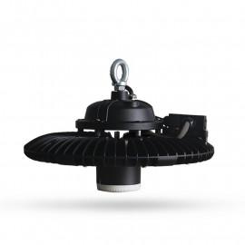 Lampe UFO LED 100W 4000°K IP65 + Détecteur