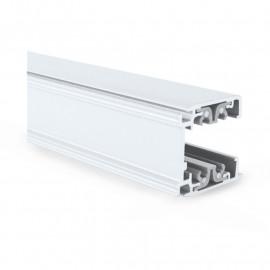 Rail Triphase pour Spots LED Blanc 3 m