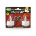 BOUGIE LED 2100°K BLISTER X2