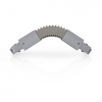 Connecteur Triphase Flexible Gris