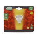 Ampoule LED GU4 MR11 3W 220Lm 3000°K Blister