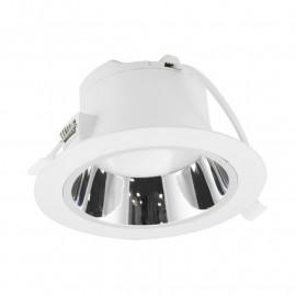 Downlight LED Blanc rond Basse Luminance Ø230mm 25W 4000°K