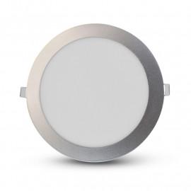 Plafonnier LED Aluminium Ø225 18W 6000°K