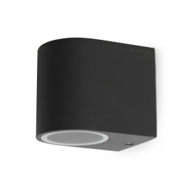Applique Murale LED GU10 X1 Gris Anthracite