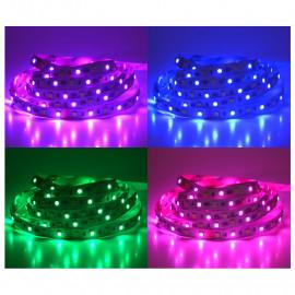 Bandeau LED RGBW 5 m 60 LED/m 72W IP20 - 24V