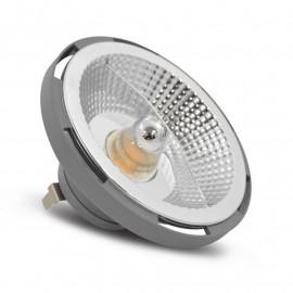 Ampoule LED QR G53 AR111 15W 3000°K