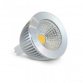 Ampoule LED GU5.3 COB 6W 530 LM Dimmable 6000°K
