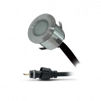 SPOT LED TERRASSE 0,6W 3000°K 12V IP67