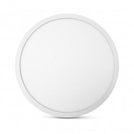 PLAFONNIER LED Ø400 Rond 30W 3040 LM Blanc 6000°K