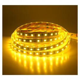 Bandeau LED 3000°K 5 m 60 LED/m 72W IP67 24V