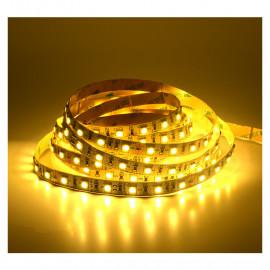 Bandeau LED 3000°K 5 m 60 LED/m 72W IP20 - 24V