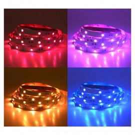 Bandeau LED RGB 5 m 30 LED/m 36W IP20 - 24V