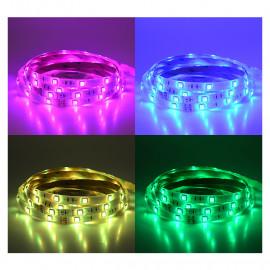 Bandeau LED RGB 5 m 30 LED/m 36W IP65 - 24V