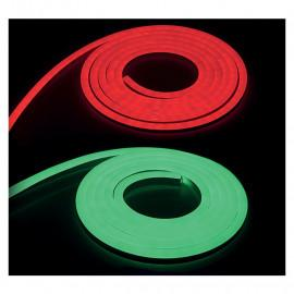 Bobine neon flex led RGB 50 metres 230V ip65 22 x 11 mm