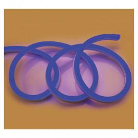 Bobine neon flex led Bleu 50 m 230V ip65 27 x 15 mm