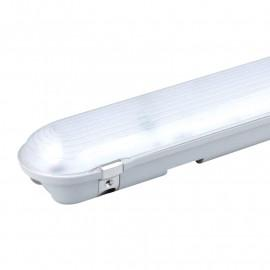 Boitier Etanche LED Intégrées 4000°K 24W 660 x 140 x 92 mm