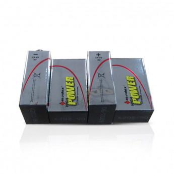 PILES LR61 9V x 20 SUPER LITHIUM Durée 10 ANS 20-240 SUNDEX
