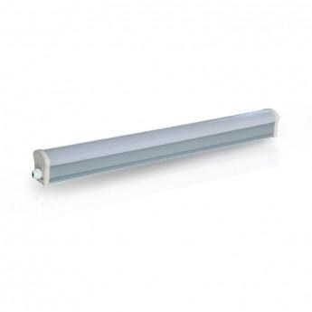 Boitier Étanche LED Intégrées 4000°K 40W 1240 x 73 x 78 mm