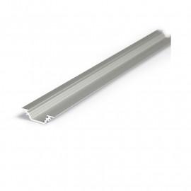 Profile Angle 45° Aluminium Anodisé 2m pour bandeaux LED