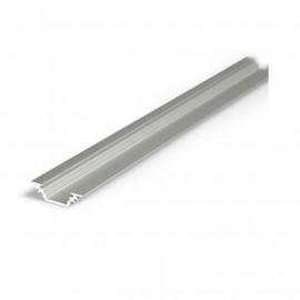 Profile Angle 45° Aluminium Anodisé 1m pour bandeaux LED