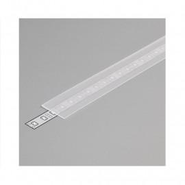 Diffuseur Profile 19.2mm Dépoli 2m pour bandeaux LED