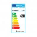 Ampoule LED E27 G45 Filament Dépoli 2W 2700°K