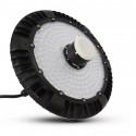 Lampe UFO LED 200W 4000°K IP65 + Détecteur