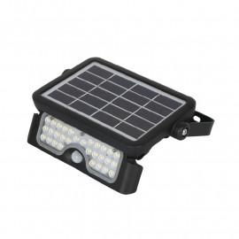 Projecteur Exterieur LED Solaire Blanc 5W 4000°K IP65