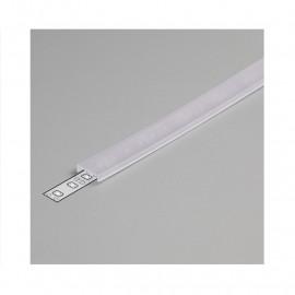 Diffuseur Clip Profile 15.4mm Transparent 2m pour bandeaux LED