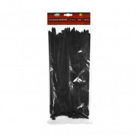 Collier de serrage 4,8 x 250 mm pack de 100