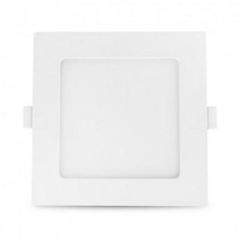 Plafonnier LED Blanc 145 x 145 10W 3000°K