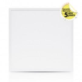 Plafonnier LED Blanc PMMA 595x595 36W 4000°K  GARANTIE 5 ANS