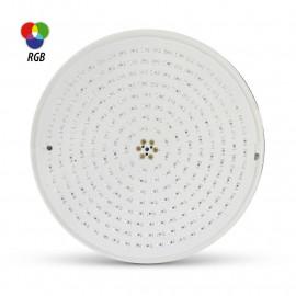 Projecteur LED Piscine PAR56 12VAC 18W RGB