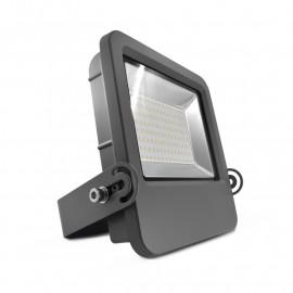Projecteur Exterieur LED Plat Gris 120W 6000°K