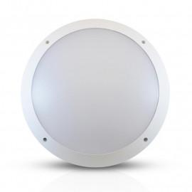 Plafonnier LED Hublot rond 20W Ø300mm 3000°K IP65