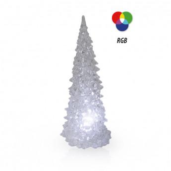 Grand Sapin LED RGB Boite