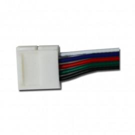 CÂBLE CONNECTEUR RAPIDE RGBW POUR BANDEAUX LED 12MM