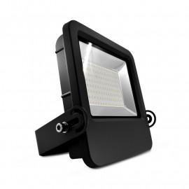 Projecteur Extérieur LED Plat Noir 120W 6000°K