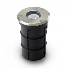 Spot encastrable LED Rond Ø62mm 3W 4000°K IP67